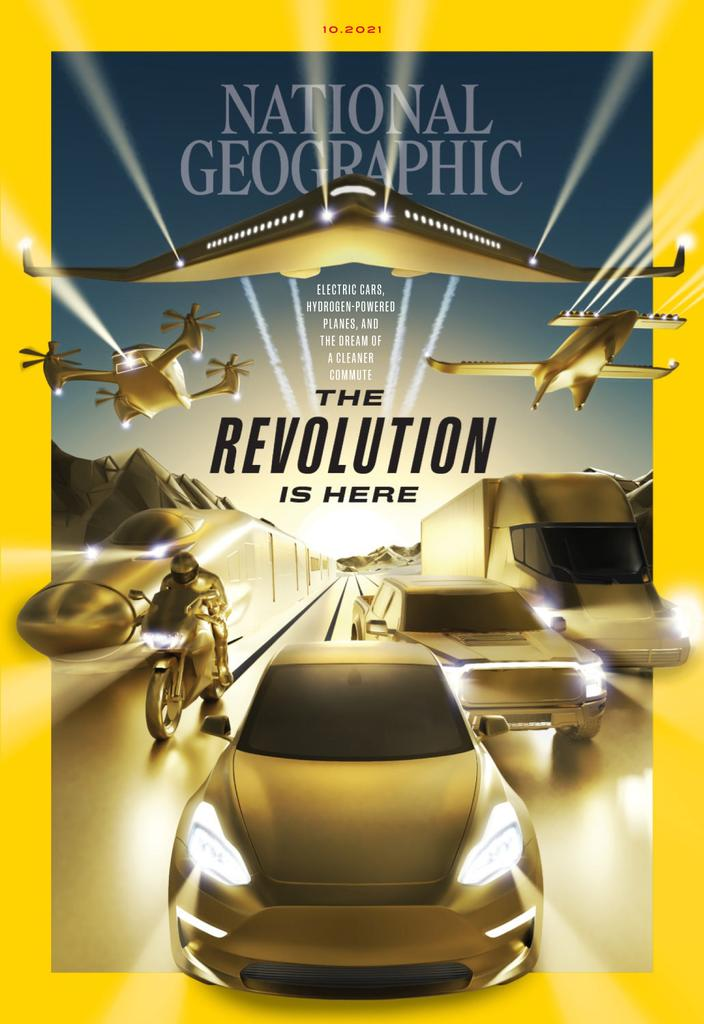 National Geographic Magazine - Subscription Subscriptions