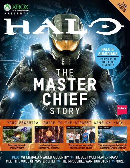 Halo: The Master Chief Story