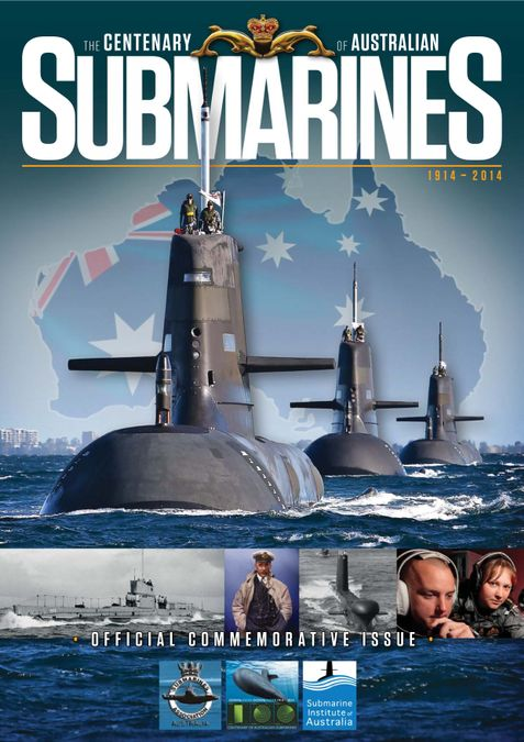 Centenary of Australian Submarines