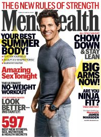 May 31, 2018 issue of Men's Health