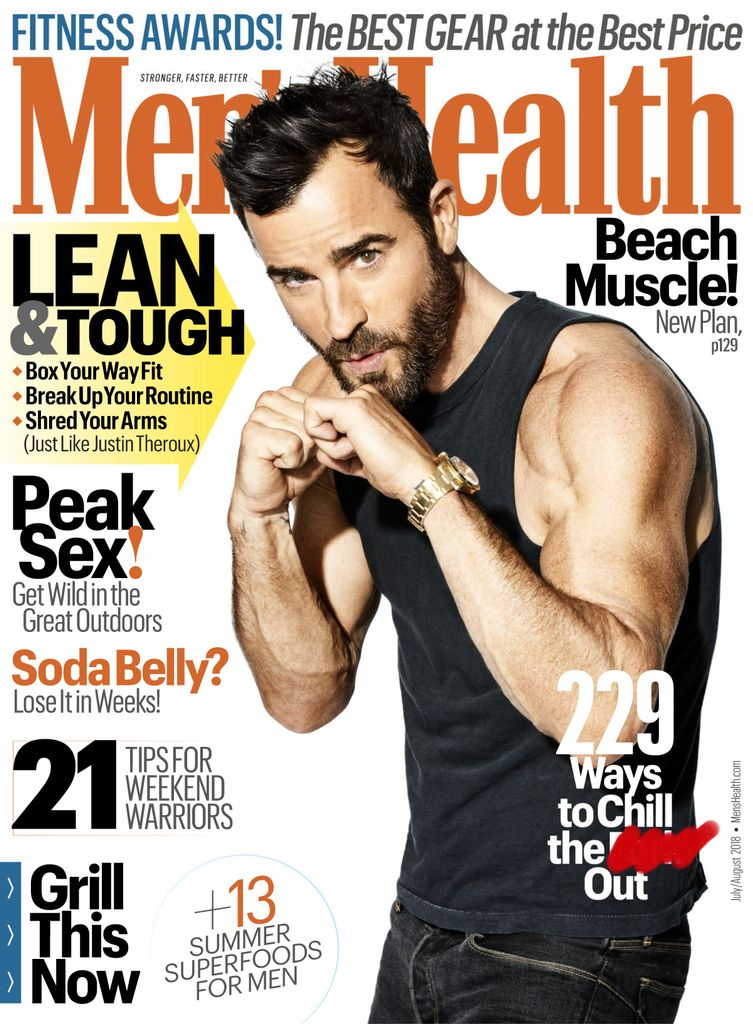 July 01, 2018 issue of Men's Health