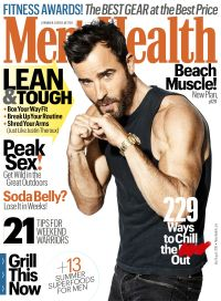 Men's Health, book cover