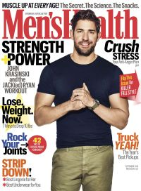 August 31, 2018 issue of Men's Health
