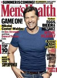 March 31, 2019 issue of Men's Health