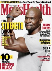 April 30, 2019 issue of Men's Health