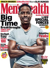 November 01, 2019 issue of Men's Health