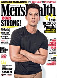 January 01, 2021 issue of Men's Health