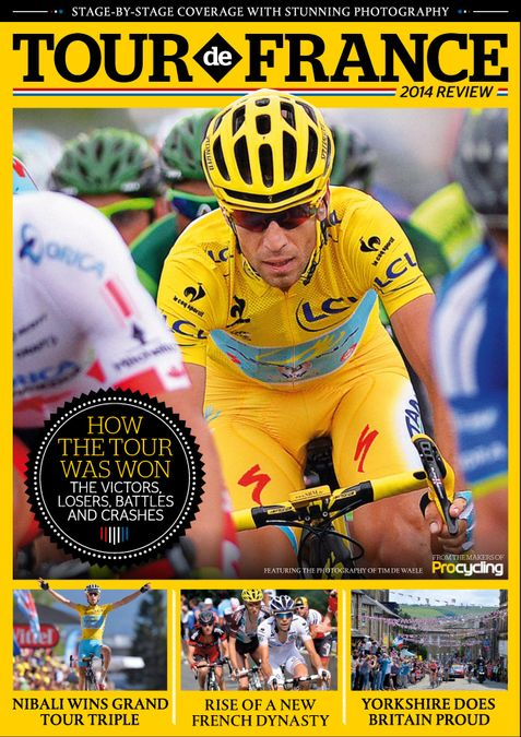 Tour de France 2014 Review