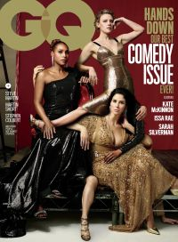 May 31, 2018 issue of GQ