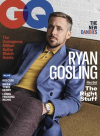October 31, 2018 issue of GQ