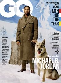 December 31, 2018 issue of GQ
