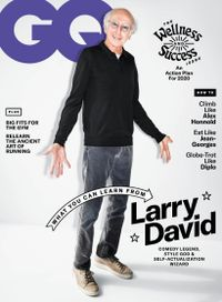January 31, 2020 issue of GQ