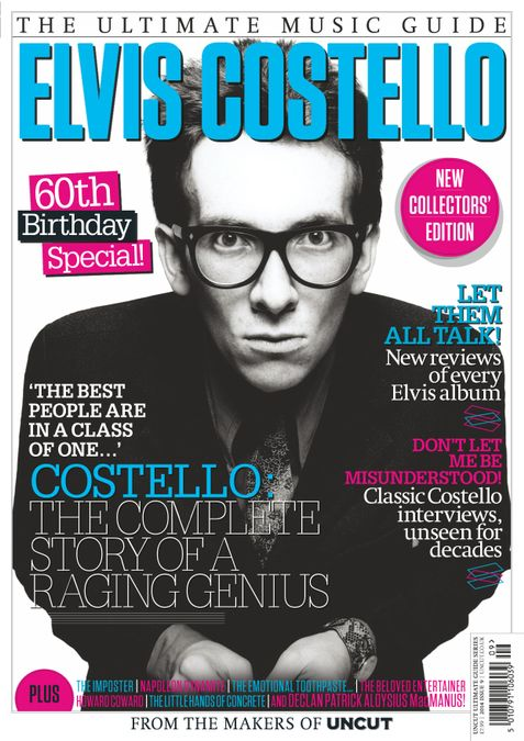 Elvis Costello - The Ultimate Music Guide