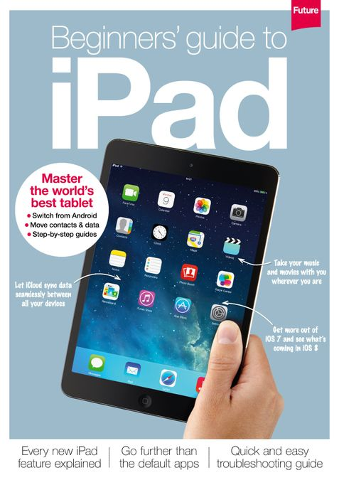 Beginners' guide to iPad