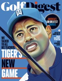 February 01, 2019 issue of Golf Digest