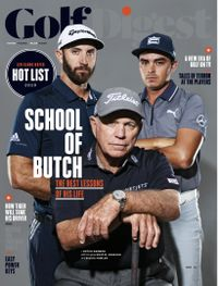 February 28, 2019 issue of Golf Digest