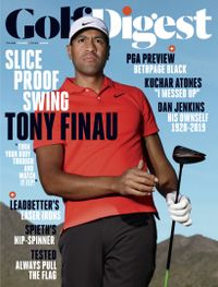 April 30, 2019 issue of Golf Digest
