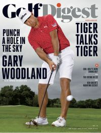 July 31, 2019 issue of Golf Digest