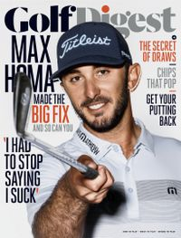 September 30, 2019 issue of Golf Digest