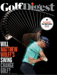 October 31, 2019 issue of Golf Digest