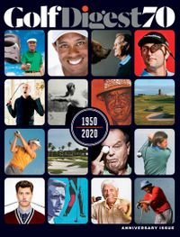 July 01, 2020 issue of Golf Digest