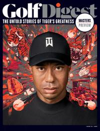 November 01, 2020 issue of Golf Digest