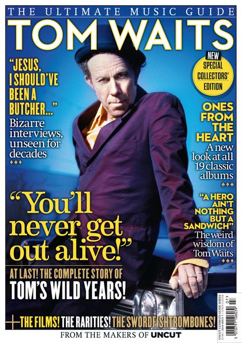Tom Waits - The Ultimate Music Guide