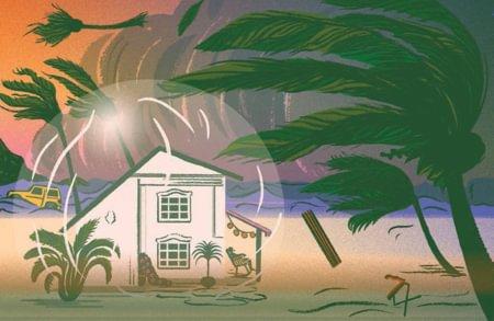 HOW TO HURRICANE-PROOF AN ISLAND
