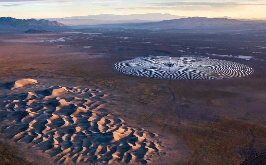 The $1 Billion Solar Relic