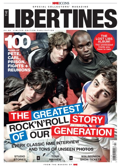 NME Icons: The Libertines