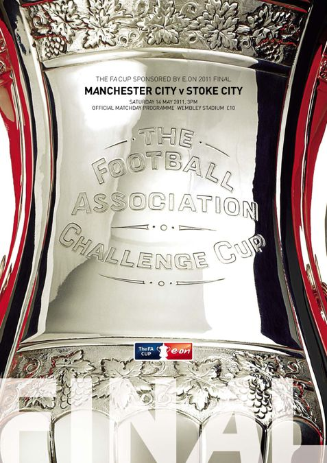 The FA Cup Final 2011 Official Programme