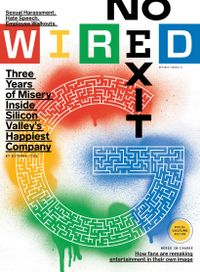 August 31, 2019 issue of WIRED