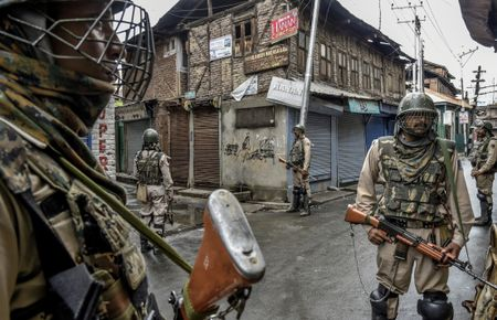 Kashmir simmers between dueling nuclear powers