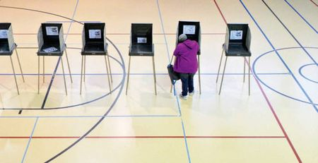 TAKING BACK THE VOTE