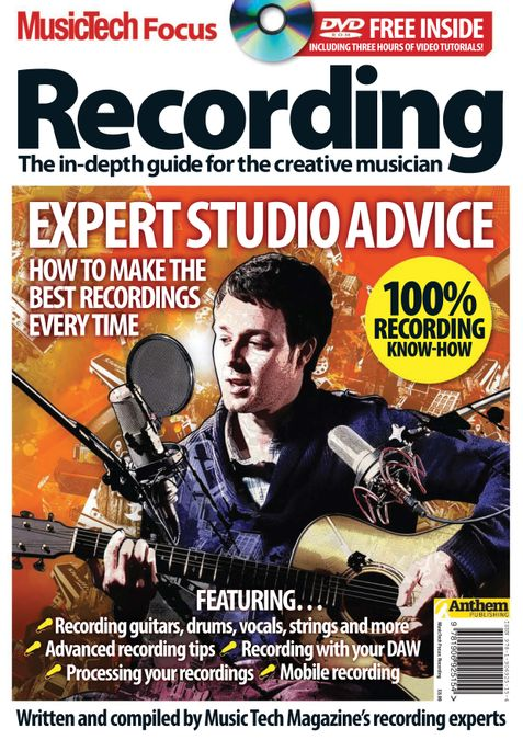 Music Tech Focus: Reason 5 and record