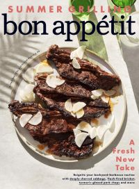 May 31, 2018 issue of Bon Appetit