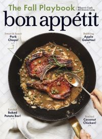 August 31, 2019 issue of Bon Appetit