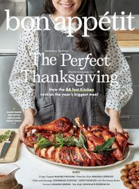 October 31, 2019 issue of Bon Appetit