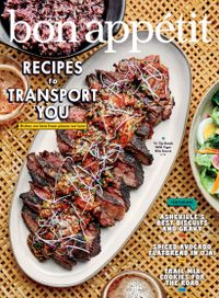May 01, 2020 issue of Bon Appetit