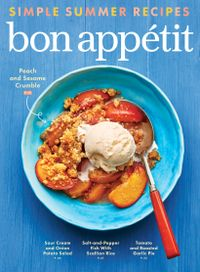 August 01, 2020 issue of Bon Appetit