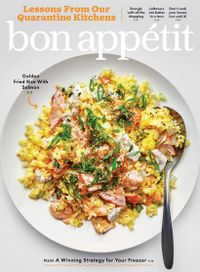 September 01, 2020 issue of Bon Appetit