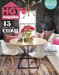 October 31, 2018 issue of HGTV Magazine