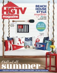 June 30, 2019 issue of HGTV Magazine
