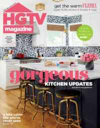 October 01, 2020 issue of HGTV Magazine