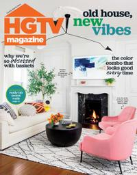 March 01, 2021 issue of HGTV Magazine