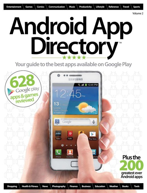 Android App Directory Vol 2