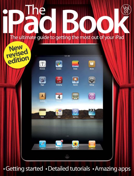 The iPad Book Vol 1 Revised Edition