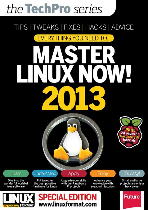 Master Linux 2013