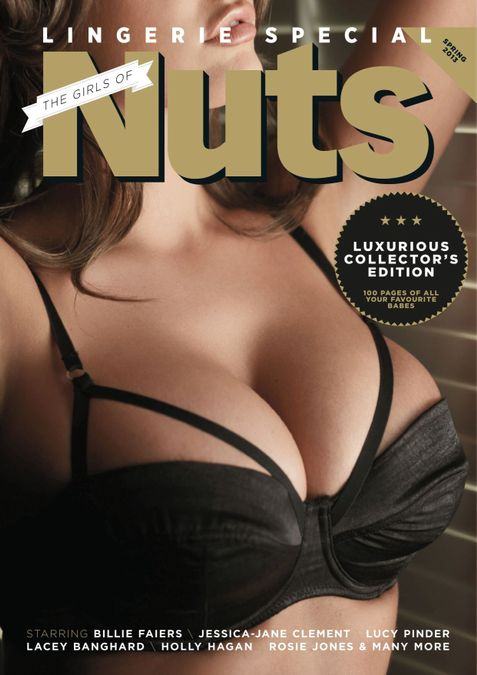The Girls of Nuts - Lingerie Special