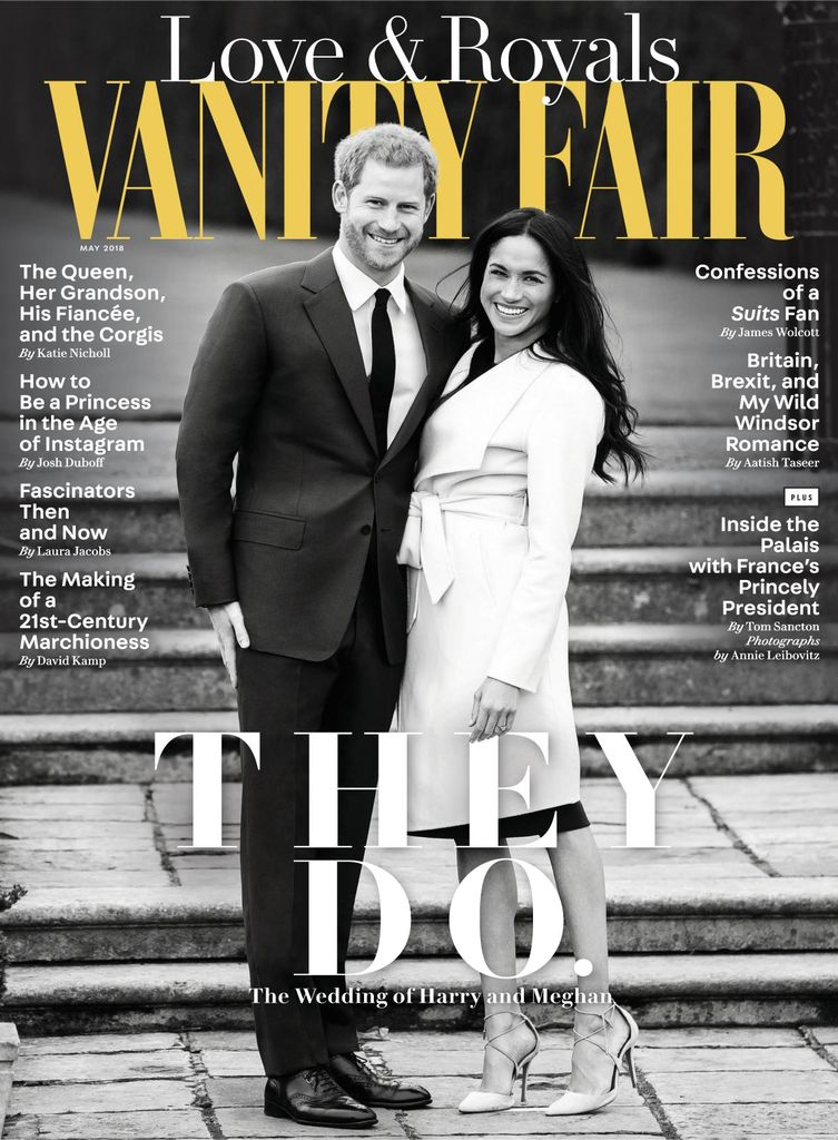 May 01, 2018 issue of Vanity Fair
